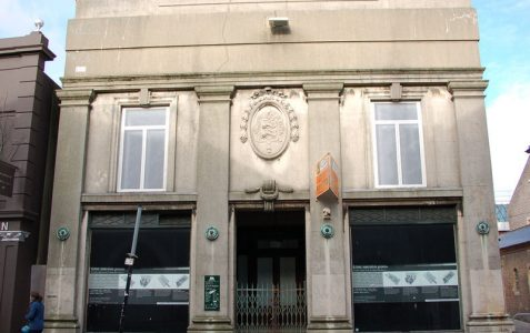 Former Local Studies Library: 115 Church Street
