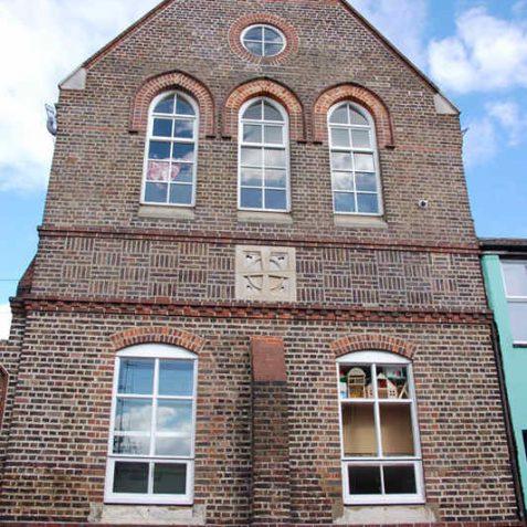 Hanover Community Centre | Photo by Tony Mould
