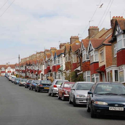 Hertford Road   Photo by Tony Mould