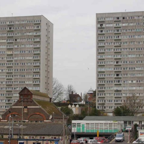 Hollingdean flats | Photo by Tony Mould