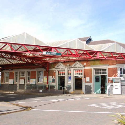 Hove Station | Photo by Tony Mould