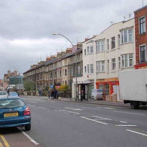 Lewes Road   Photo by Tony Mould
