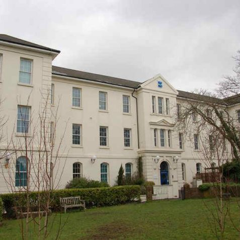 Brighton General Hospital, Pankhurst Avenue block | Photo by Tony Mould