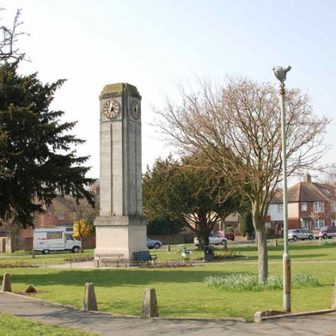 Patcham Clock Tower | Photo by Tony Mould