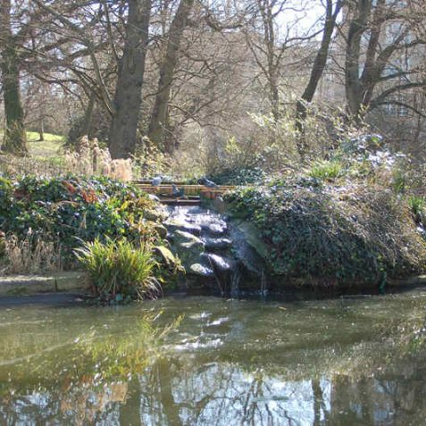 St Ann's Well gardens   Photo by Tony Mould