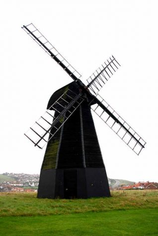 Rottingdean Windmill in 2008   Photo by Tony Mould