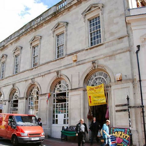 The former post office in Ship Street   Photo by Tony Mould