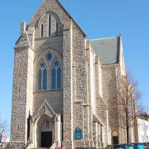 St. Joseph's church | Photo by Tony Mould