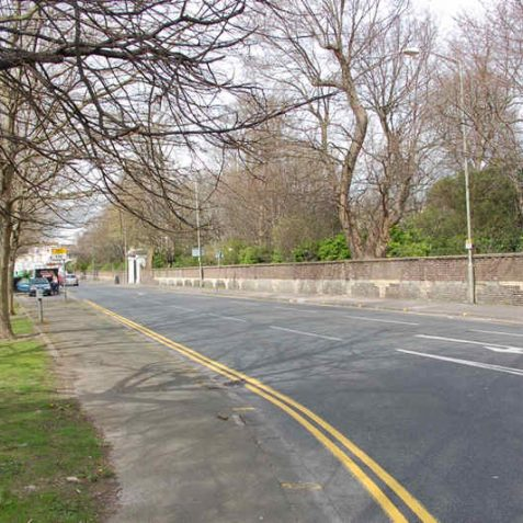 Union Road   Photo by Tony Mould