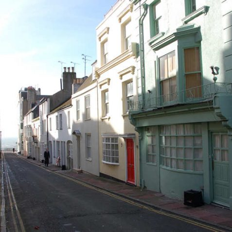 Wentworth Street   Photo by Tony Mould