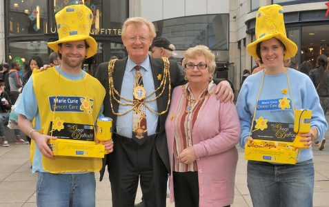 Marie Curie Cancer Care Day