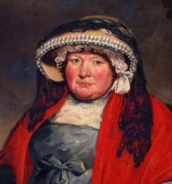 Martha Gunn: c1790 | Royal Pavilion and Museums Brighton and Hove