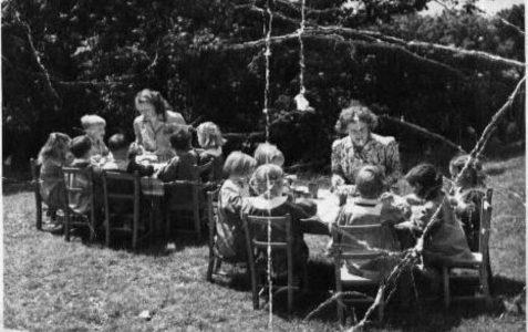 Nursery/Infant School c1947/1949