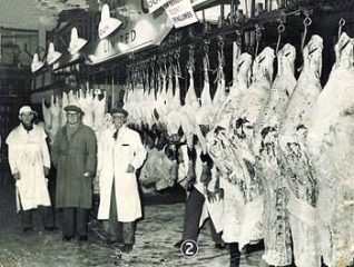 The Meat Market in Russell Street, Brighton | Photo reproduced with permission from the Evening Argus