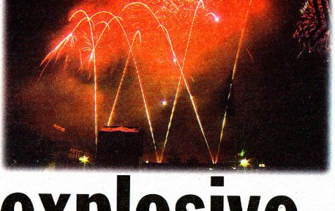 Millennium celebrations, 2000