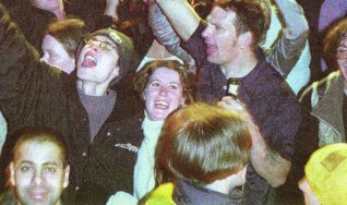 Brighton millennium celebrations | Image from the Zap archive