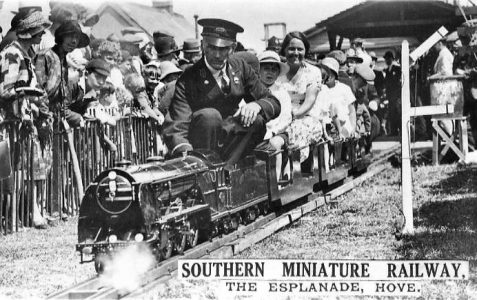 Western Lawns Miniature Railway