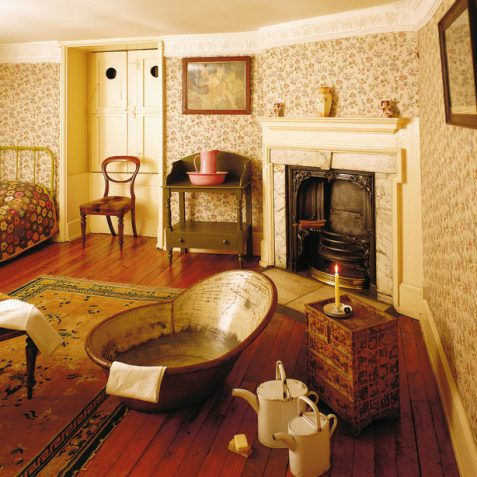 Mrs Thomas-Stanford's maid's room | Reproduced with permission from the Royal Pavilion & Museums, Brighton & Hove