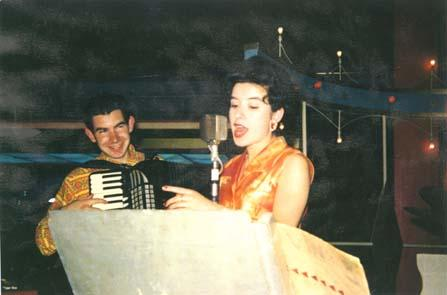 The Musical Melfis in 1960