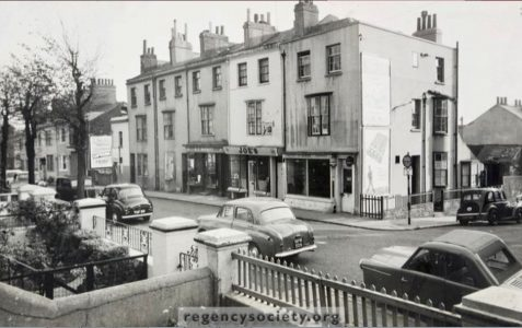 Can you identify this Brighton street?