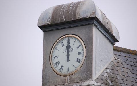 Mystery clock number 5