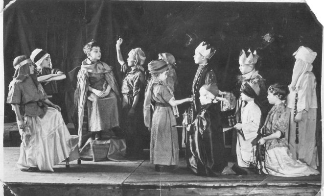 The Nativity Play | From the personal collection of Kenneth Hamilton