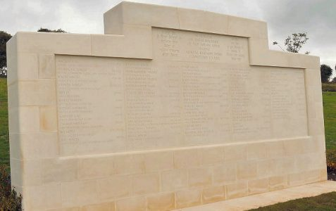 WWI War Memorial for Indian soldiers