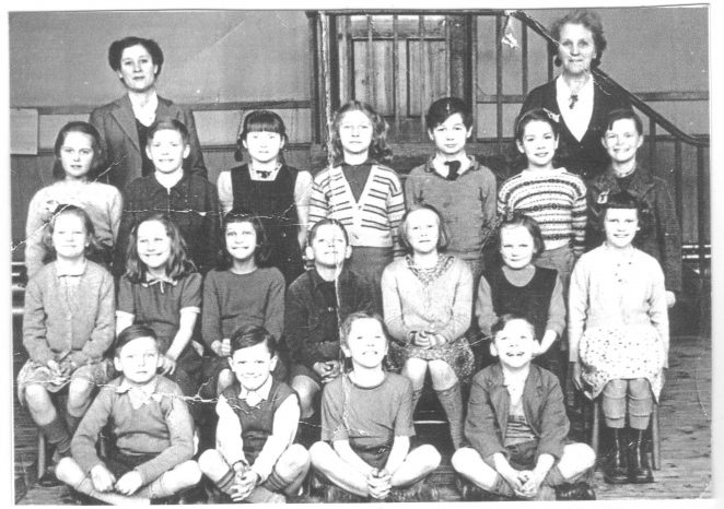 Class photograph 1951 | From the private collection of Nigel Bryan