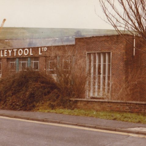 Leytool Hollingbury Brighton November 1984   From the private collection of Richard Griffiths