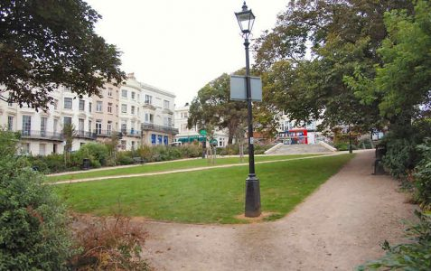 Norfolk Square