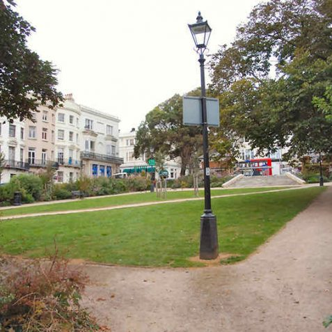 Norfolk Square | Photo by Tony Mould