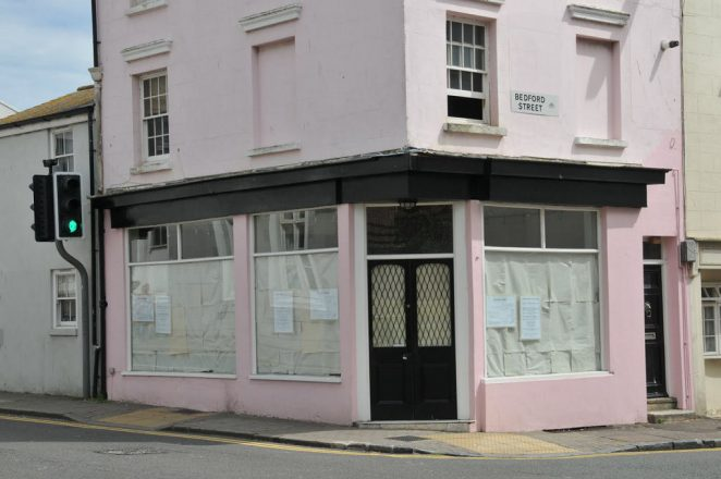Bedford Street photographed in 2010 | Photo by Tony Mould