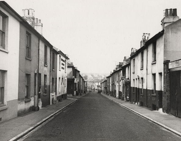 New England Street | Image reproduced with permission from Brighton History Centre