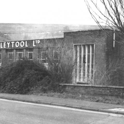 Leytool Hollingbury Brighton c. 1985 | From the private collection of Richard Griffiths