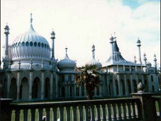 Photo of the Royal Pavilion