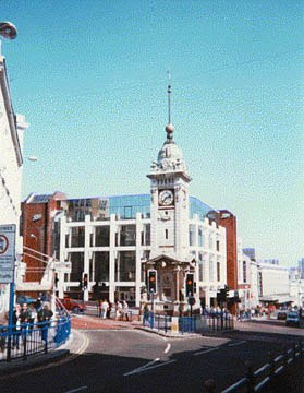 The Clock Tower, Queens Road