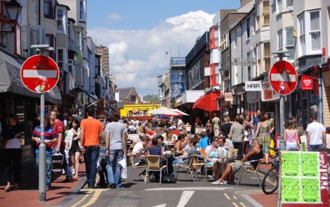 The North Laine