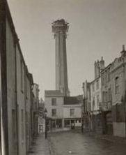 A mystery chimney