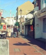 Photo of the North Laine | From a private collection