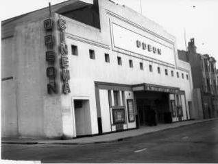 Odeon Cinema | Image reproduced with permission from Brighton History Centre