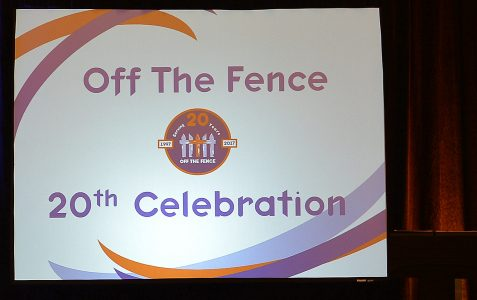 'Off the Fence' 20th anniversary
