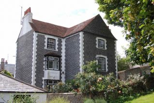 Rectory Cottage   Photo by Tony Mould