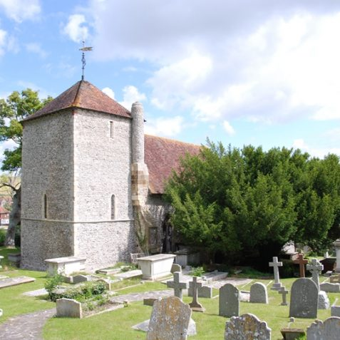 St Wulfran's church   Photo by Tony Mould