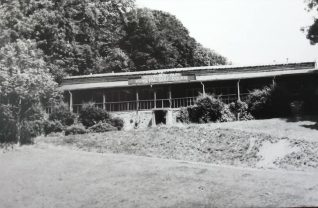 The 'Old' clubhouse shows its age | HPGC Archive