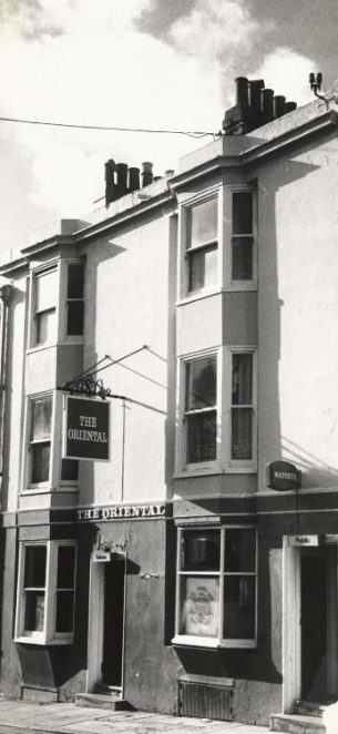The Oriental then | Image reproduced with permission from Brighton History Centre