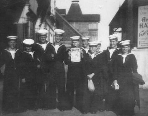 Hove Sea Cadets | From the private collection of Keith Upward