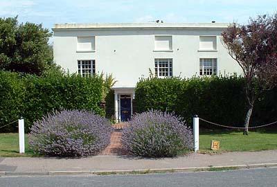 Ovingdean Grange after renovation - 2002 | Photo by Jennifer Drury