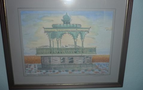 Original artwork c1990