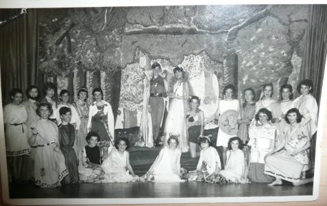 A Midsummer Night's Dream:1956
