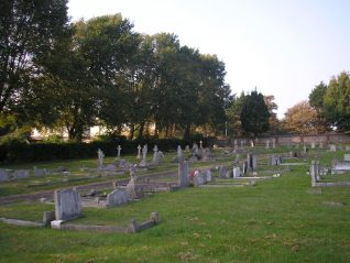 Hove Cemetery, peaceful times | Photo by Peter Groves